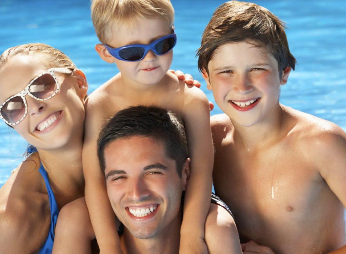 HOTEL PALMERAIE MARRAKECH DAR LAMIA, piscine famille