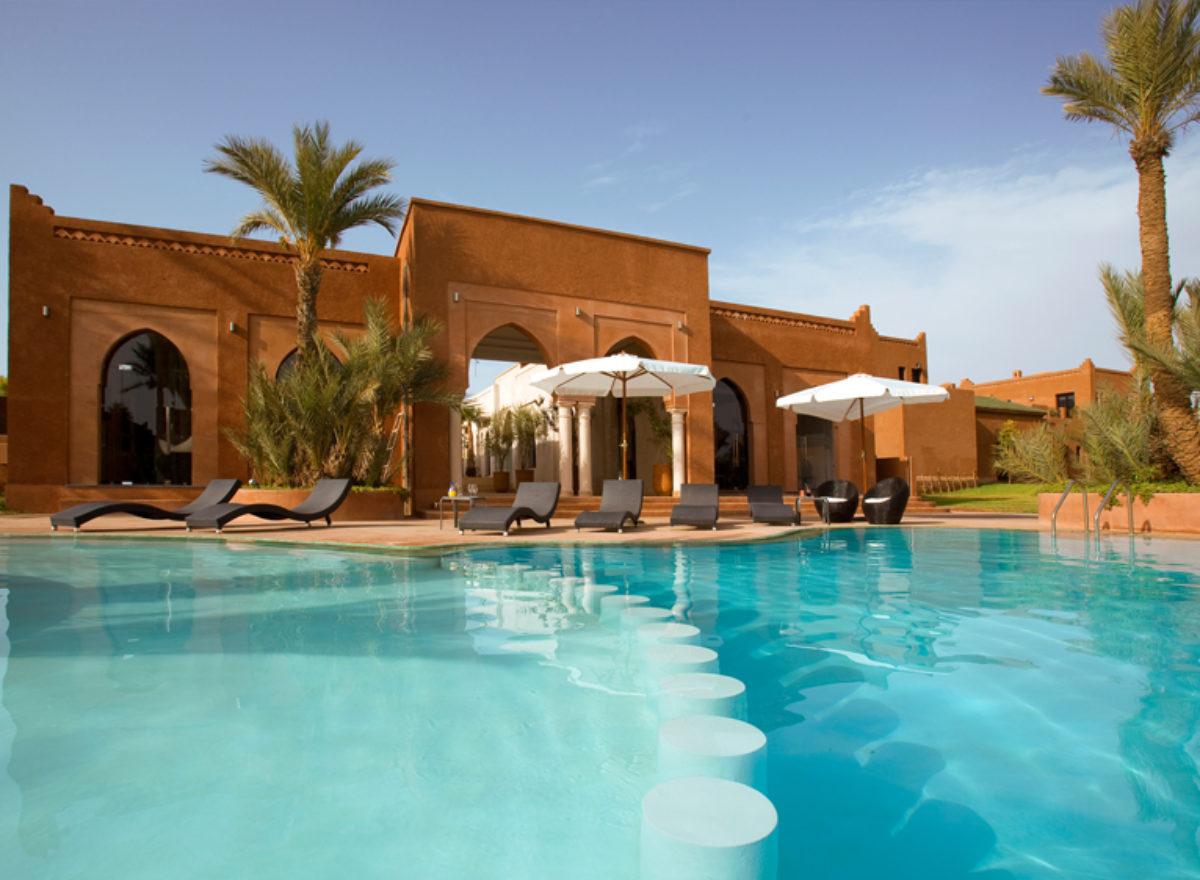 HOTEL PALMERAIE MARRAKECH DAR LAMIA, piscine